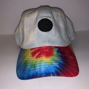 Nets buckle hat